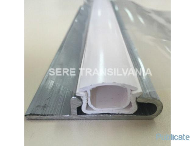 Set profil simplu de aluminiu - 1