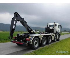 Inchiriez Camion Abroll-Kipper si containere