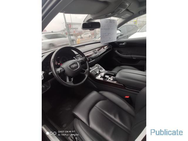 De vanzare Audi A8 Quattro,3000 CDI,an 2016 - 6