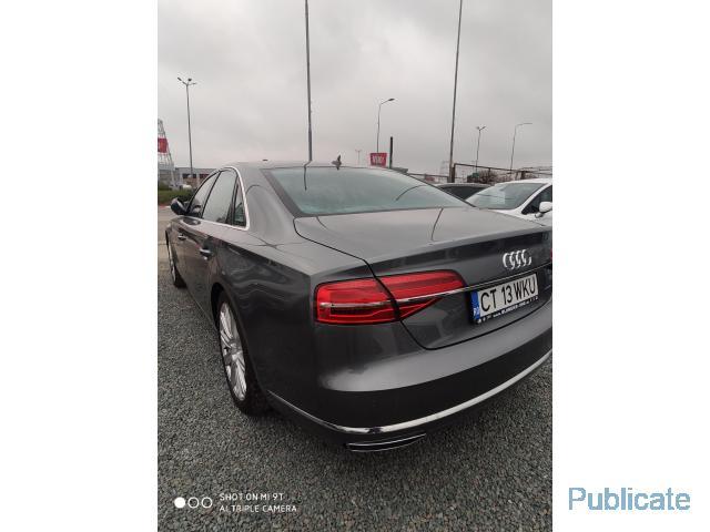 De vanzare Audi A8 Quattro,3000 CDI,an 2016 - 8