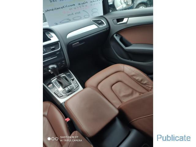 De vanzare Audi A4 2.0 TDI,an 2010 - 4