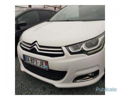Citroen c4  1.6 hdi exclusive ,an 2016