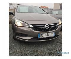 Opel astra 1.6 cdti 110cp 2016