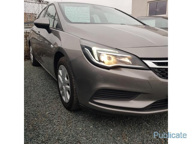 Opel astra 1.6 cdti 110cp 2016 - 7
