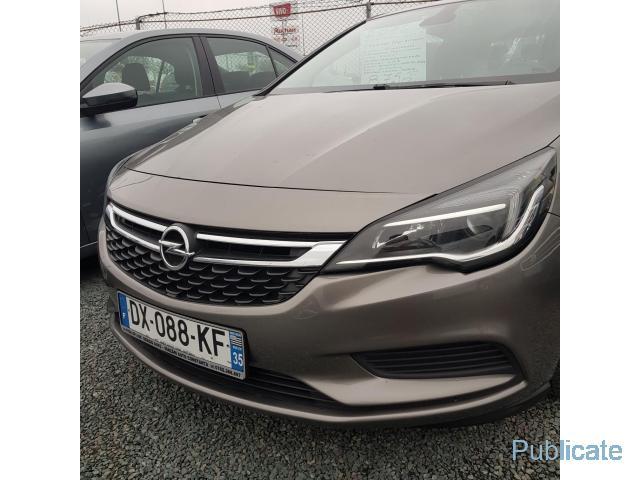 Opel astra 1.6 cdti 110cp 2016 - 8