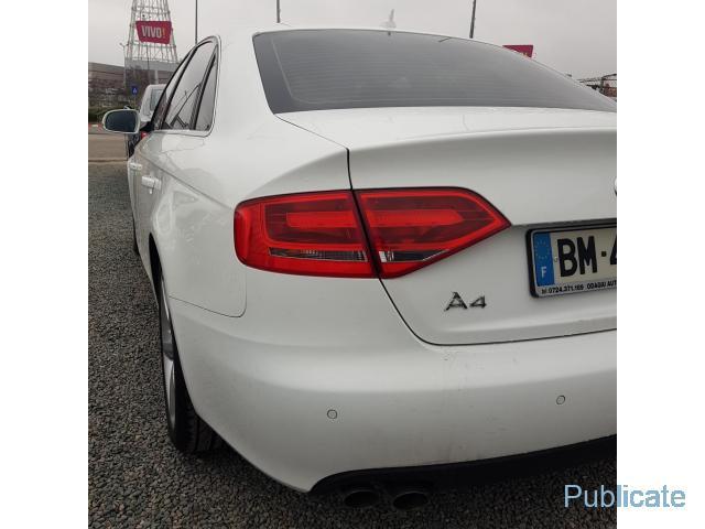 Audi A4 2.0 TDI 143cp 2011 - 4