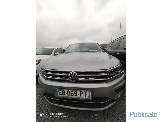 VW Tiguan 2.0 TDI 4MOTION  150 cp 2016 - 1