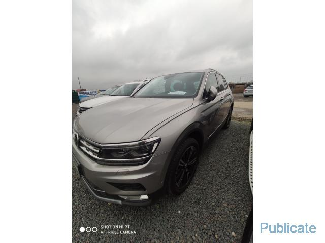 VW Tiguan 2.0 TDI 4MOTION  150 cp 2016 - 8
