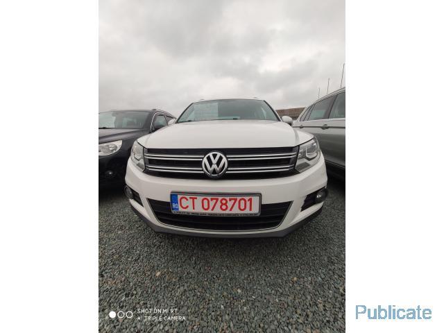VW Tiguan 2.0 TDI 4MOTION  143cp 2012 - 1