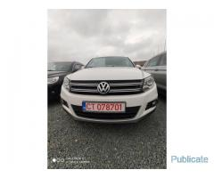 VW Tiguan 2.0 TDI 4MOTION  143cp 2012