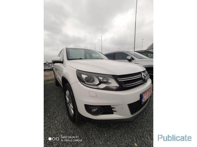 VW Tiguan 2.0 TDI 4MOTION  143cp 2012 - 2