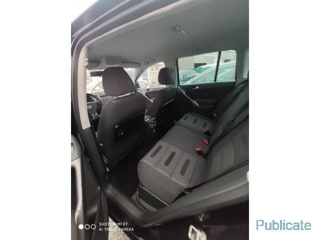 VW TIGUAN 2.0 TDI  4motion 2009 - 7
