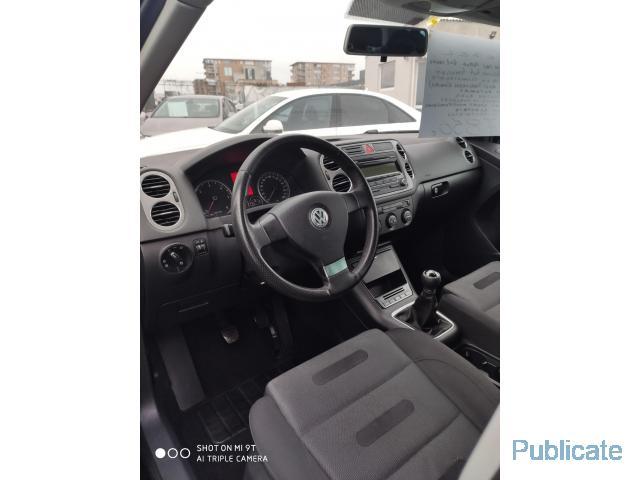 VW TIGUAN 2.0 TDI  4motion 2009 - 8