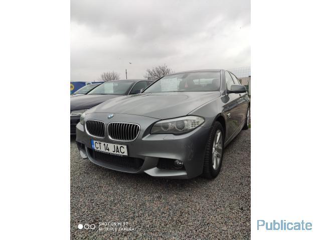 BMW 520D  XDRIVE 217cp  2012 - 3
