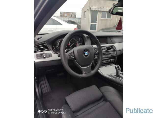 BMW 520D  XDRIVE 217cp  2012 - 4