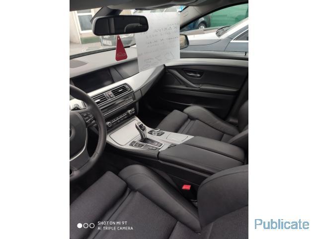 BMW 520D  XDRIVE 217cp  2012 - 5