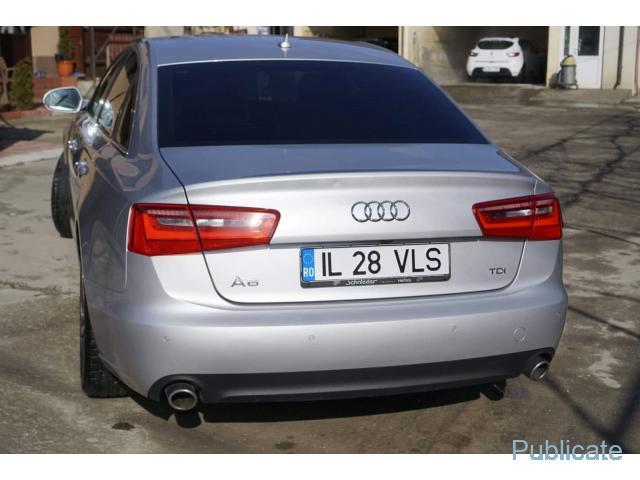 Vand Audi A6 C7 3.0TDI  2012 - 8