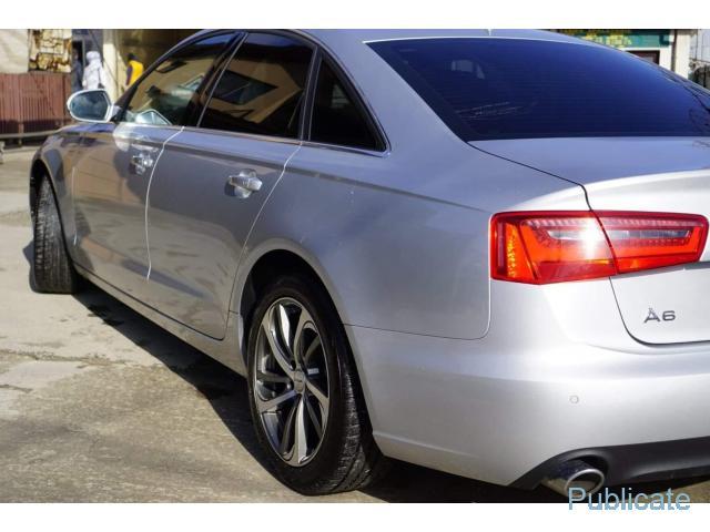 Vand Audi A6 C7 3.0TDI  2012 - 9