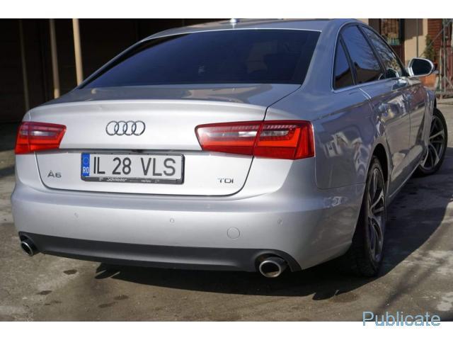 Vand Audi A6 C7 3.0TDI  2012 - 11