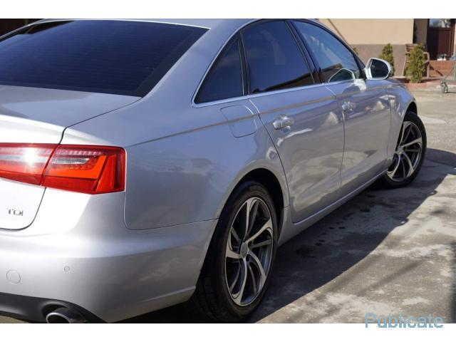 Vand Audi A6 C7 3.0TDI  2012 - 12