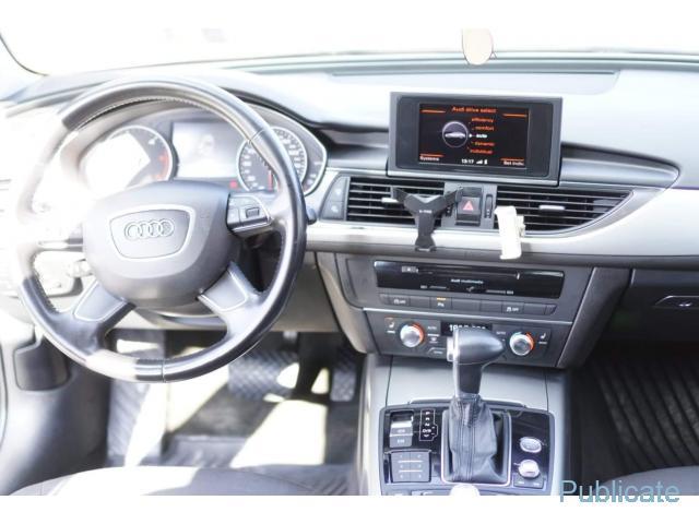 Vand Audi A6 C7 3.0TDI  2012 - 13