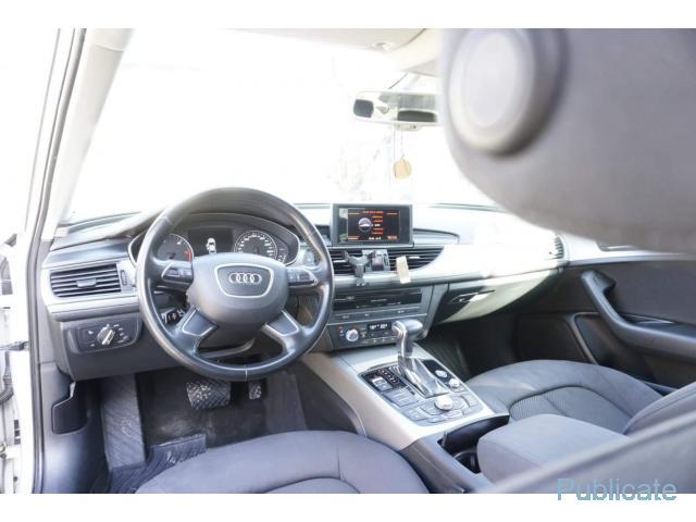 Vand Audi A6 C7 3.0TDI  2012 - 15