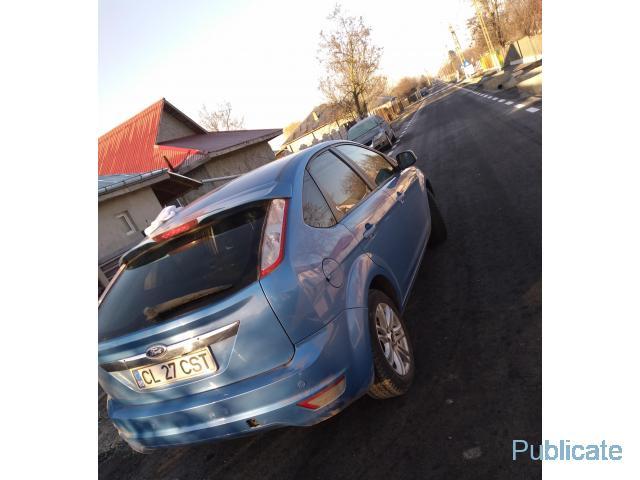 Ford focus 1.6 tdi 115 cp an 2009 - 2